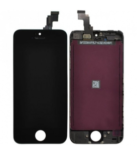Ecran iPhone 5C noir (LCD+tactile)