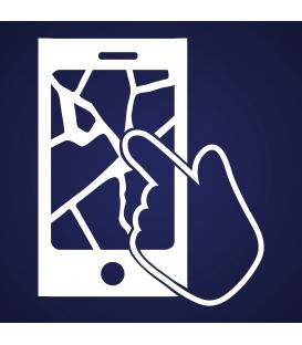 Réparation écran tactile  820