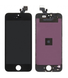 Ecran iPhone 5 noir (LCD+Tactile)